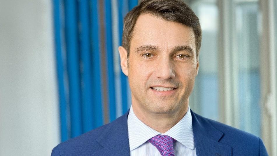 Patrick Fruth, Leiter der Division Auto Service von TÜV Süd