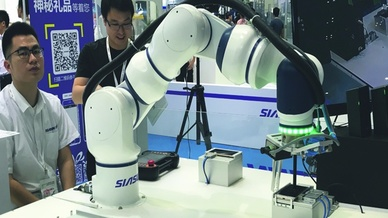 Robotik in China, Stieler