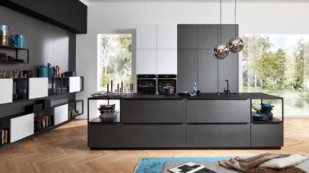 nolte hausmesse 2017 echte hingucker auf der verkaufsfl che elektroboerse. Black Bedroom Furniture Sets. Home Design Ideas