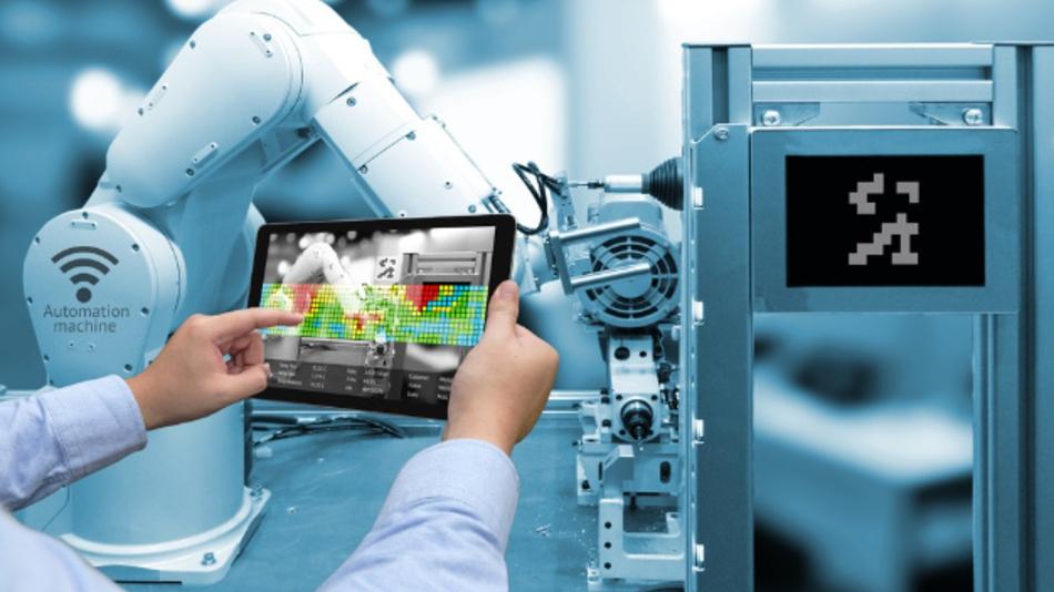 Wenn mobile Endgeräte wie etwa Tablet-PCs zum Bedienen und Beobachten in der Industrie dienen sollen, sind ganzheitliche Security-Konzepte nötig.