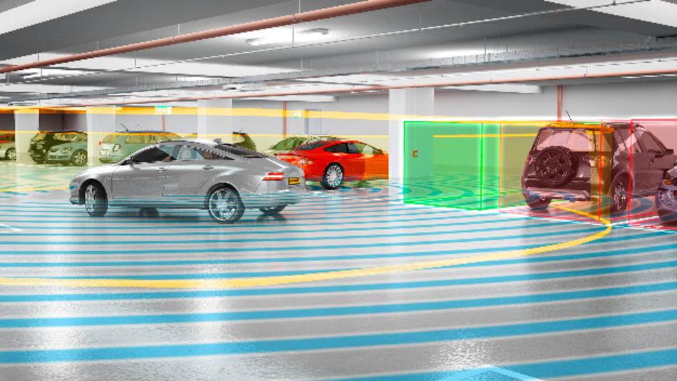 Das Valet Parking ist ein Komfort- und Zeitgewinn für den Fahrer. Es ist zugleich ein Schritt in die moderne Mobilität auf Basis des vollautomatisierten Fahrens.