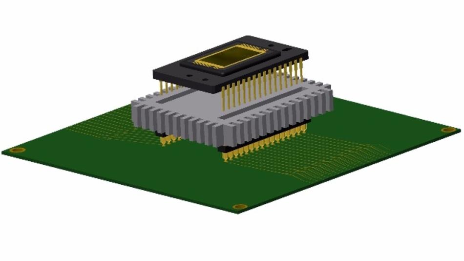 Die neuen Stecksockel von Andon Electronics eignen sich zum Beispiel für Bild-, Gas- und optoelektronische Sensoren, DC-DC-Wandler, Sicherungen, Quarzoszillatoren und Relais.