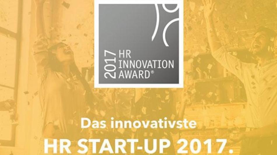 Über das Smartphone bewerben? Talentcube setzt auf die mobile Anwendungen. Das Unternehmen gewann den begehrte HR Innovation Award 2017.