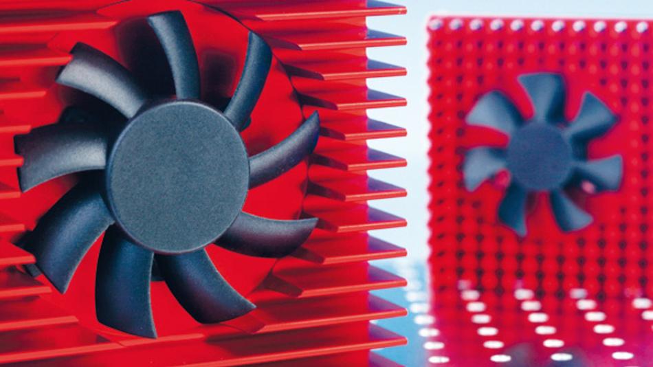 Miniaturisierung bei Lüftern ist für SEPA Europe ein wichtiger Trend neben dem Aspekt der Energieeffizienz