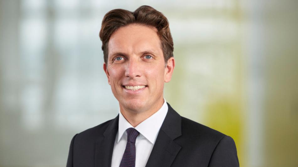 Neu als Geschäftsführer Finanzen bei Phoenix Contact: Axel Wachholz.