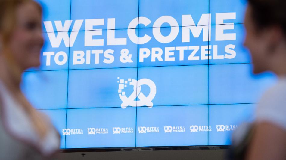 Das Start-up-Festival Bits & Pretzels findet vom 24. bis 26.09.2017 in München statt.
