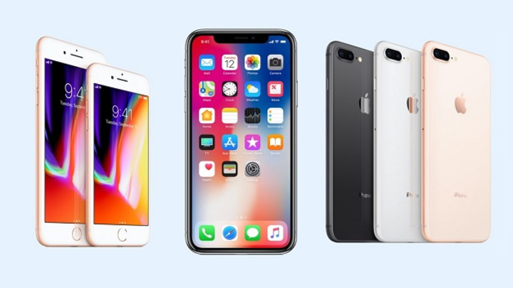 Apples iPhone 8 mit A11-Prozessor.