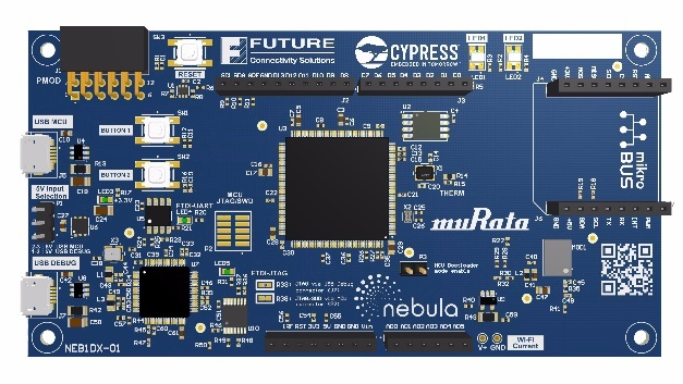 Nebula IoT Development Kit von Future Electronics