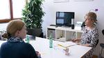 """""""Es gibt viele Bewerber, die sich bewusst für ein familiär geführtes Unternehmen entscheiden"""", sagte Kristina Opitz, Bürklin"""