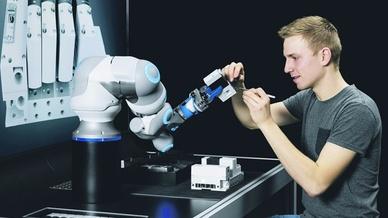 Inspiration für künftige Robotik-Konzepte, Festo