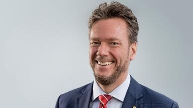 """Philip Harting, Vorstandsvorsitzender der Harting Technologiegruppe, wurde zum Vorsitzenden des ZVEI-Fachverbands """"Electronic Components and Systems"""" gewählt."""