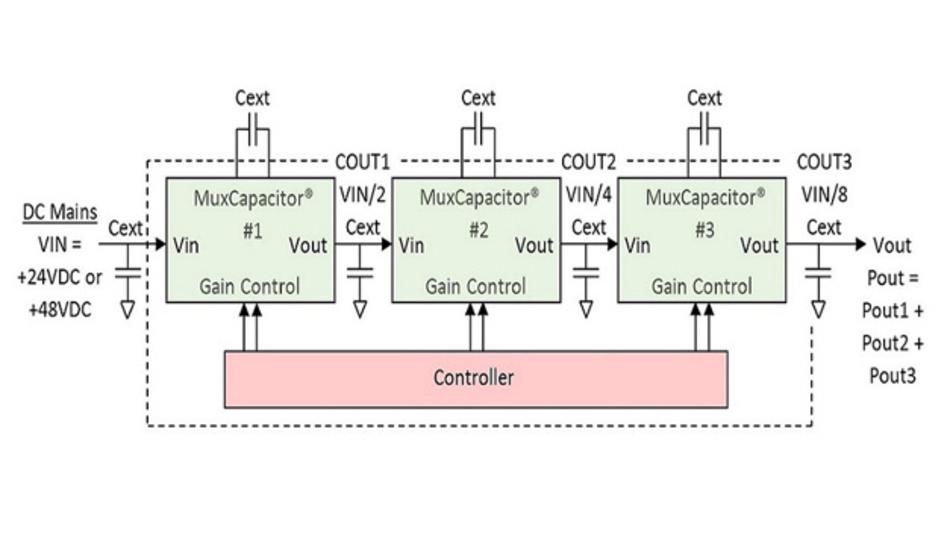 In dem HS200 von Helix Semiconductors sind drei Spannungsteiler enthalten.