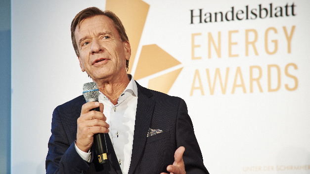 Håkan Samuelsson ist »Energizer of the Year«.