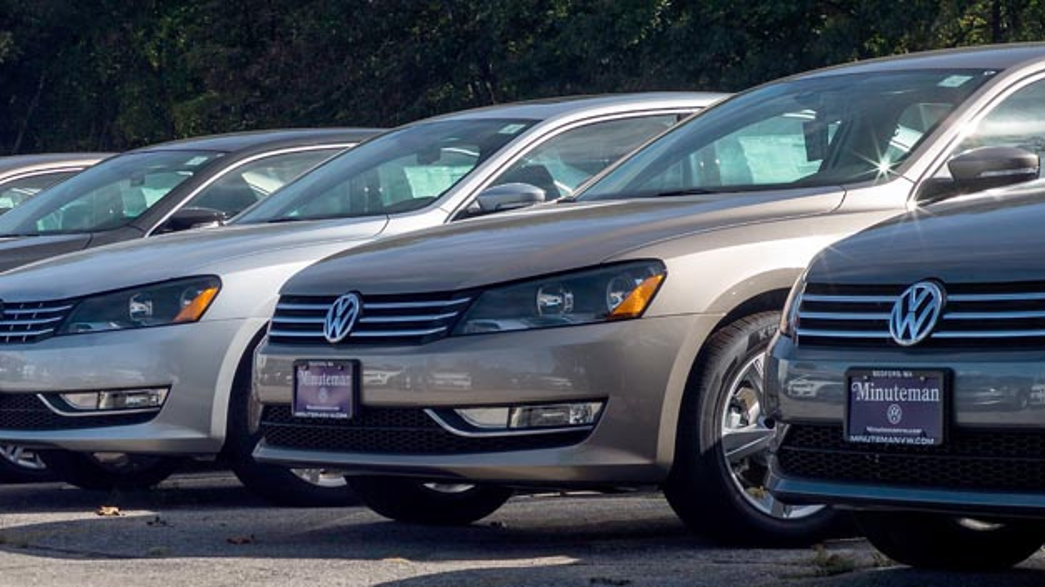Volkswagen hat in den USA im September 2017 einen kräftigen Absatzsprung gemacht.