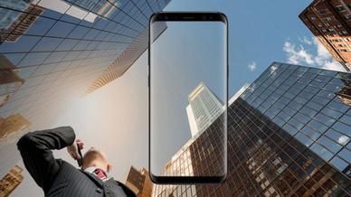 Samsung S8 for Enterprise