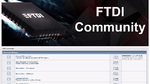 FTDI Chip gründet Entwickler-Community