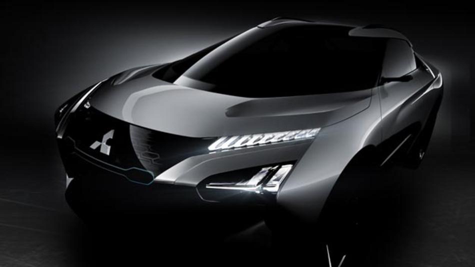 Auf der Tokio Motorshow, die Ende Oktober 2017 stattfindet, stellt Mitsubishi seine Studie e-Evolution Concept erstmals vor.