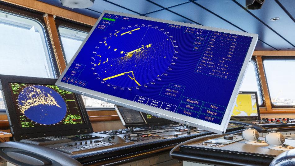 Tianmas 15,6-Zoll-LCD-Modul im 16:9-Format mit Full-HD-Auflösung hat einen Kontrast von 800:1.