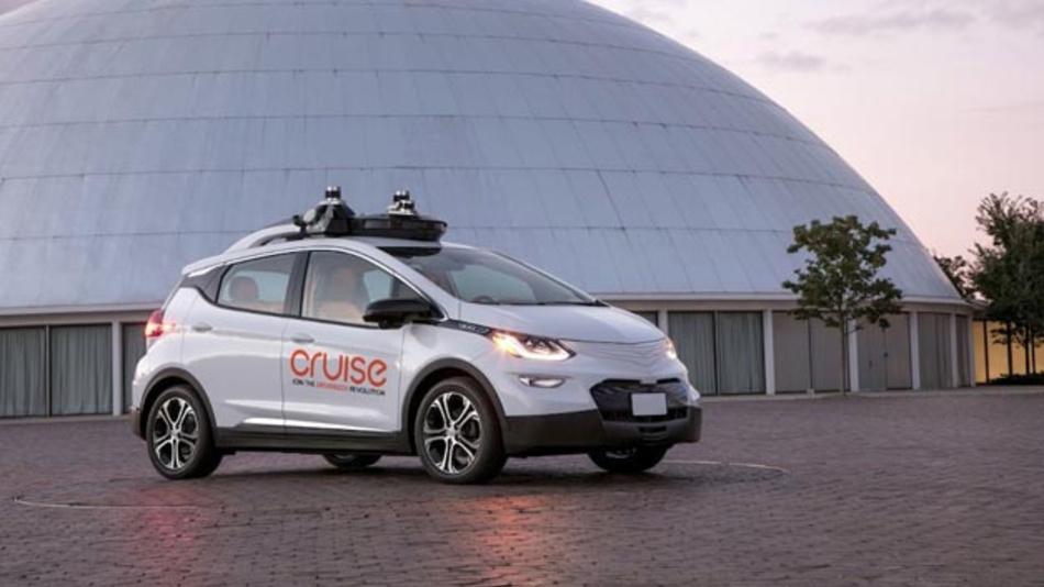 Nach dem Kauf von Cruise Automation hat General Motors nun das Lidar-Unternehmen Strobe übernommen.
