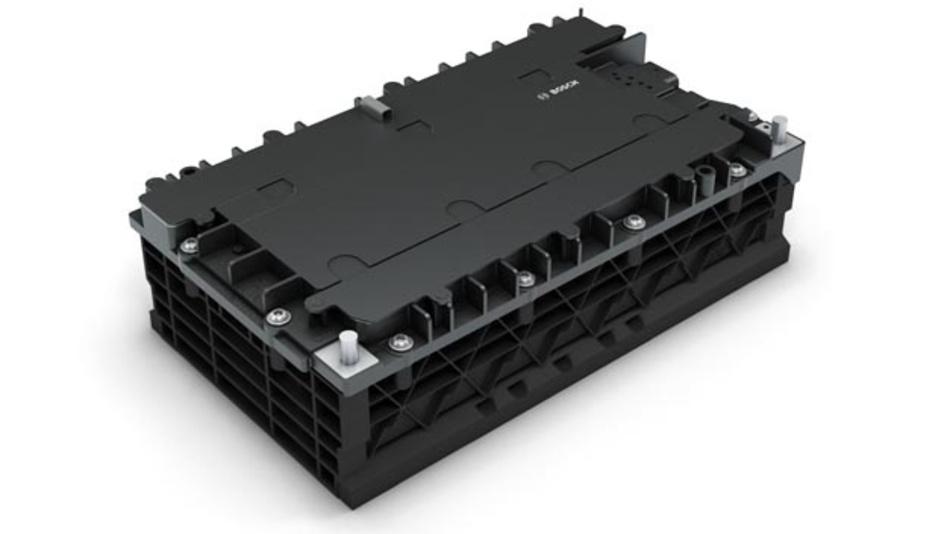 Bosch hat eine neue 48-V-Batterie entwickelt.
