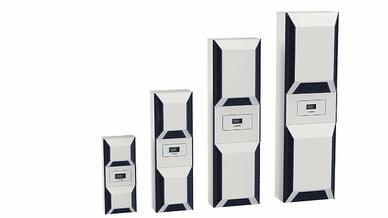 Schlank dimensionierte Kühlgeräte-Serie von Seifert Systems
