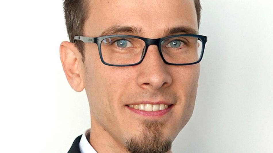 Neu als Produkt- und Business-Development-Manager Embedded Vision: Christoph Wagner