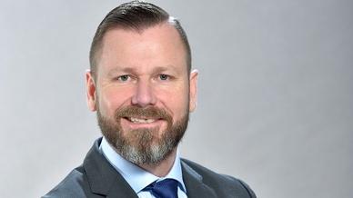 Jürgen Lampert, Vice President Central Europe