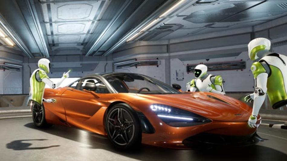 Nvidia hat den ersten KI-Computer für komplett autonom fahrende Roboter-Taxis entwickelt.