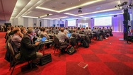Besucher der TSN/A Conference 2017