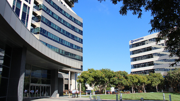 Qualcomm Headquarter im kalifornischen San Diego.