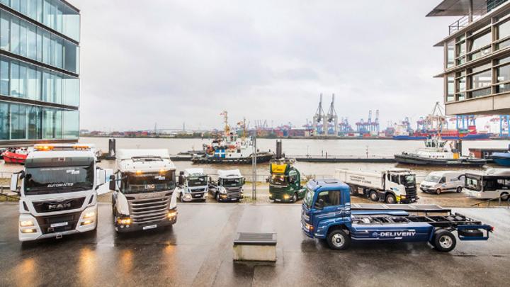 VW Innovation Day in Hamburg