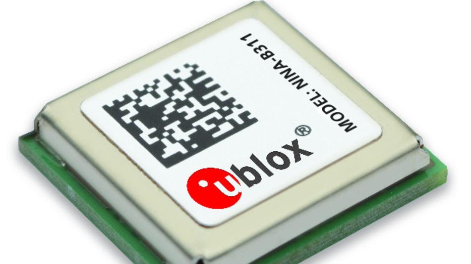 Die neuen NINA-B3-Module sind für Bluetooth Mesh und 802.15.4 ausgelegt.