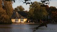 Das Seehaus im Englischen Garten war der perfekte Ort für die feierliche Preisverleihung.