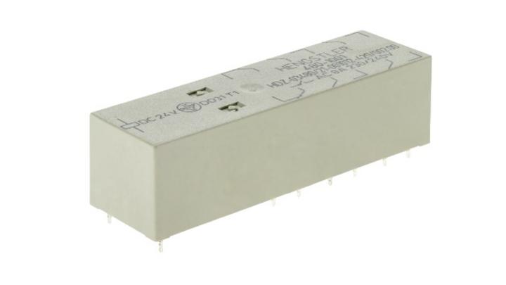 Das Sicherheitsrelais H-480 ist jetzt auch als 4-kontaktige Version erhältlich
