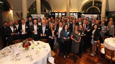 Gruppenfoto Preisträger