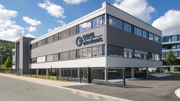 Das vierte Firmengebäude der Göpel Electronic GmbH, direkt angrenzend an das dritte Gebäude