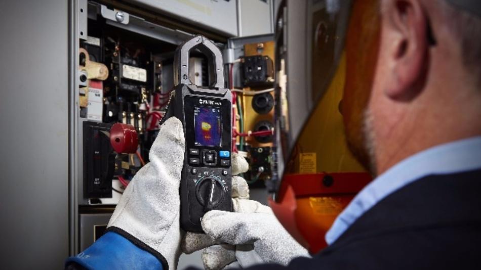 Neue Multimeter mit Wärmebildkamerasensoren von FLIR erleichtern Elektrikern die Fehlersuche mit Infrarot-Messhilfetechnologie