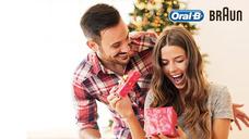 Weihnachtsgeschenke Oral-B & Braun