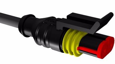 Besonders widerstandsfähig gegen äußere Einflüsse, wie Wasser, sollen die Superseal-Stecker sein.