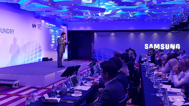 Auf dem Samsung Foundry Forum in München erklärte das Unternehmen die künftige Strategie, nach dem das Foundry-Geschäft jetzt neben Memory und S.LSI eine eigene Einheit bildet.