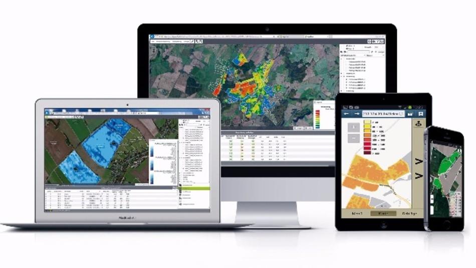 In der Landwirtschaft trifft Tradition auf Digitalisierung. Mit der von Agricon entwickelten Software Agriport ist es möglich, einen räumlichen und zeitlichen Überblick zu allen Feldern und Fruchtfolgen eines Betriebs zu erhalten.