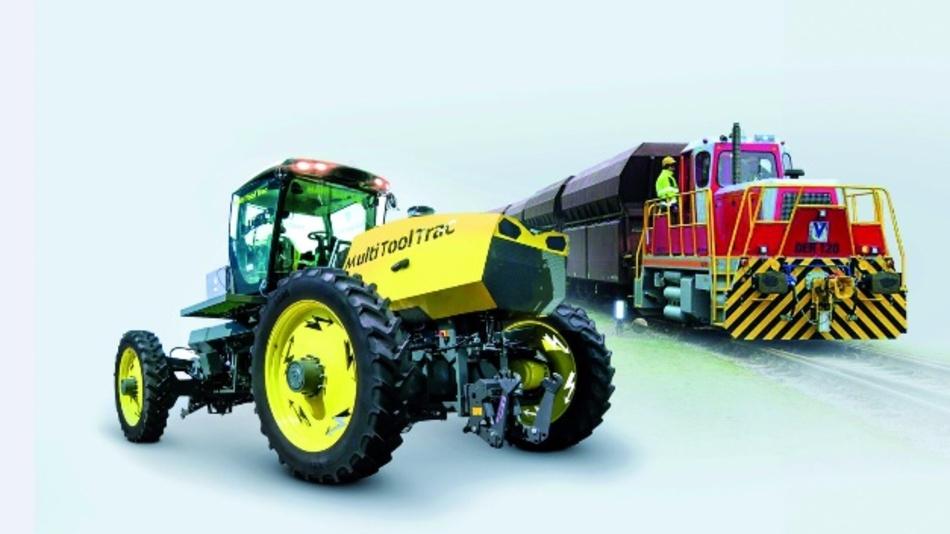 Die Motoren und Antriebssysteme von Baumüller eignen sich unter anderem für Landmaschinen.
