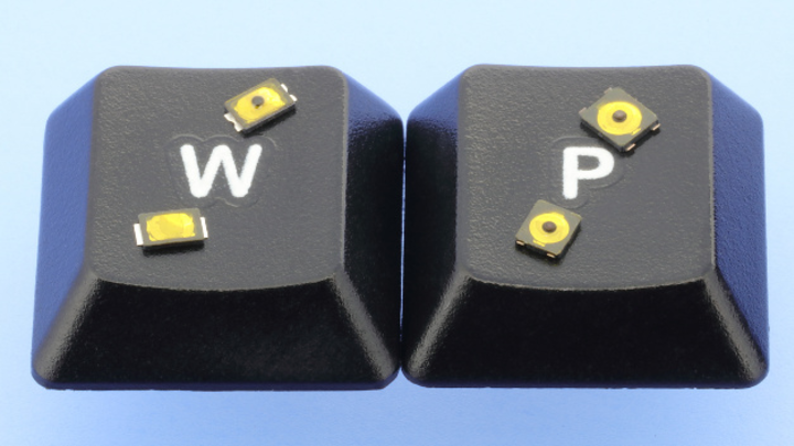W+P erweitert das Sortiment an Miniatur-Tastern