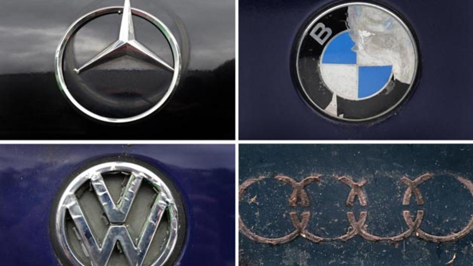 Die EU-Kommission prüft, ob sie gegen deutsche Autohersteller ein Kartellverfahren einleitet.