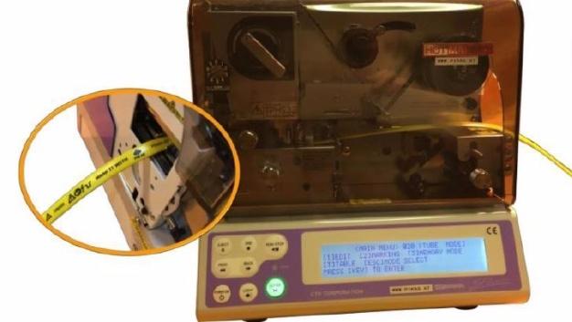 Das Kennzeichnungsgerät SP6600 von Pik-As Austria.