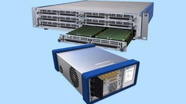 Robuste PXI-Schaltmatritzen der BRIC-Serie