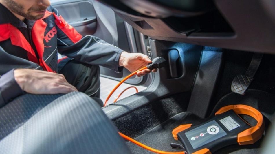 Bei der Hauptuntersuchung können jetzt viele VW-Modelle auf die ordnungsgemäß durchgeführte Umprogrammierung überprüft werden.