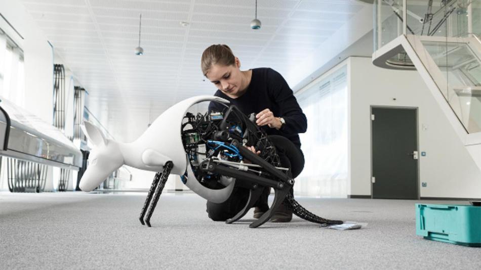 Was die Natur in Millionen Jahren ausprobiert hat, setzt die Bionik in überraschende Innovationen um. Das ist ein guter Bauplan – auch für die berufliche Zukunft.