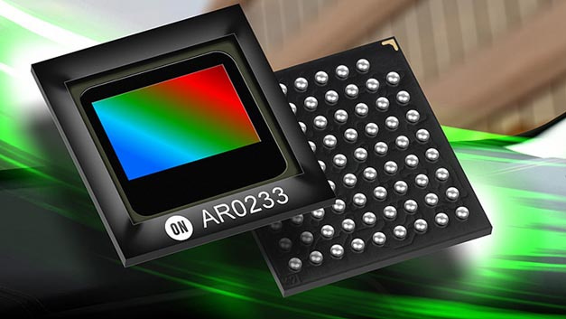 CMOS-Bildsensor-Plattform Hayabusa von On Semiconductor