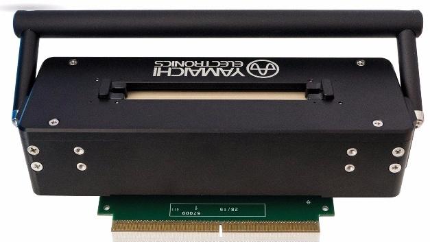 Der SMARC-Testadapter der Baureihe YED900 von Yamaichi Electronics.